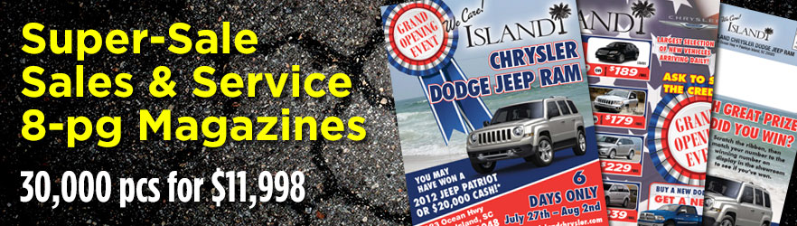 Super-Sale Sales & Service Magazine
