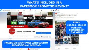 Facebook Promotion Events