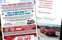 Mercedes-Benz Year End Closeout