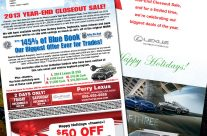 Lexus Year End Closeout
