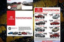 Toyotathon Trifold