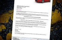 Database Letter