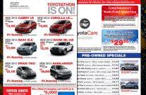 Toyotathon 8.5 x14