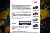 Chrysler Buy Back Letter