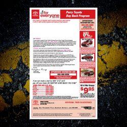 Toyota Buy Back Letter